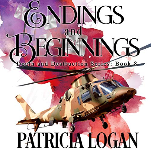 Endings and Beginnings audiobook cover art