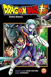 Dragon Ball Super 10 (German Edition)