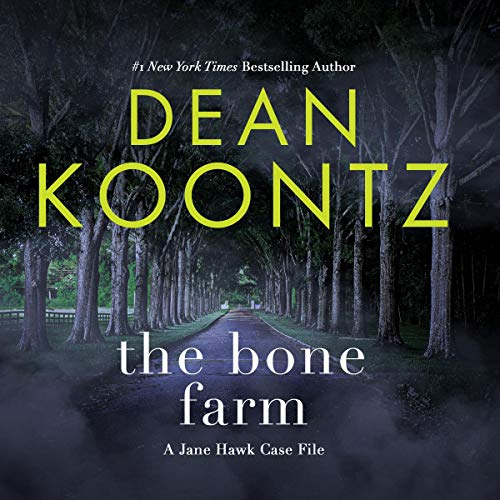 The Bone Farm audiobook cover art