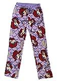 Disney The Little Mermaid Ariel Superminky Fleece Sleep Pants, Purple, Small