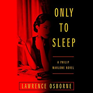 Only to Sleep audiobook cover art