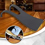 GEZICHTA Boot Jack Portable Lightweight Convenient Shoes Remover, Removes Boots, Shoes for Elderly Extra Grip