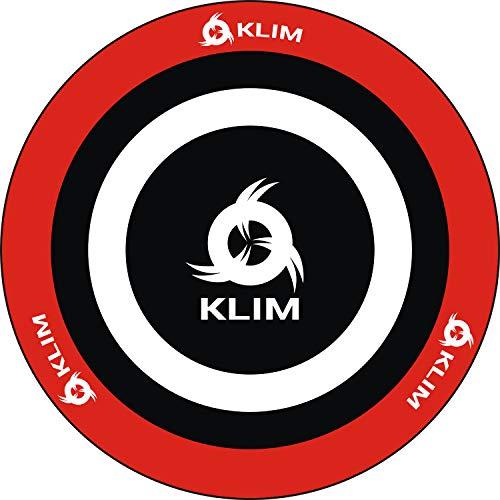 KLIM™ Chair Mat - Alfombra de Tela para sillas con Ruedas + Protector de Suelo para Silla de...