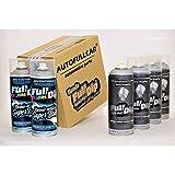 AutoFullCar - Pack Sprays Full Dip Aluminio Metalizado Super Brillo Vinilo líquido | FullDip