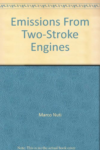 Nuti, M:  Emissions From Two-Stroke Engines