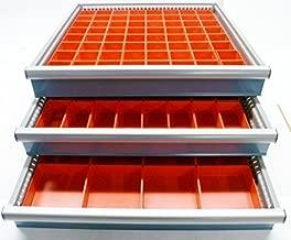 Schaller 112 Pc Red Plastic Box Assortment . 2