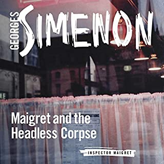 Maigret and the Headless Corpse cover art