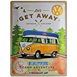 Nostalgic-Art VW Bulli T1 – Let's Get Away – Auto