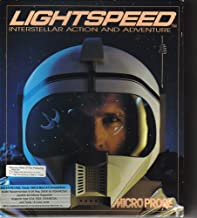 "Lightspeed: Interstellar Action and Adventure [ 5 1/4"" Floppy Discs ]"