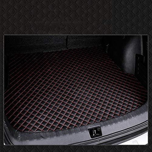 Qgg Custom Fit Tronco Estera del Coche Fit for BMW Todo Buque de Carga de Coches Personalizados Medels X3 X1 X4 X5 X6 Z4 f30 f10 Coche e46 e90 Estilo, alfombras de Piel de Resistencia