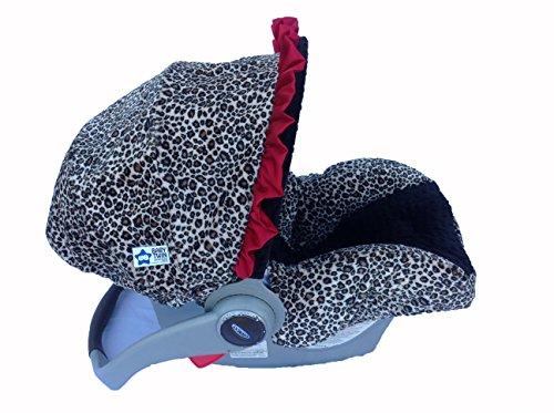 Fantastic Deal! Infant Car Seat Cover- Jaguar