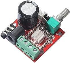 PAM8610 Dual Channel DC 12V Pure Digital Audio Stereo Amplifier PCB Board Class D 10W x 2 High Power Amplifier Module