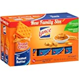 Lance Toast Chee Real Peanut Butter Sandwich...