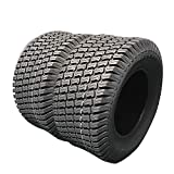 2 of Turf Bias 20x8.00-8 4Ply Garden Lawn Mower Tractor Golf Cart P322 Turf Tires LRB 20x8.00-8 Tires 20/8-8 20-8.00-8 Tubeless