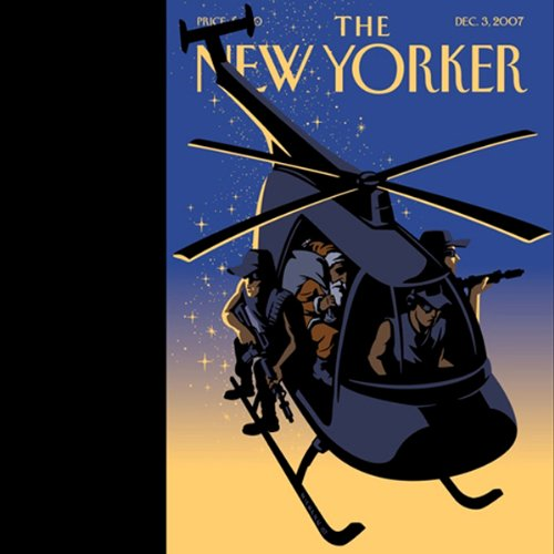 The New Yorker (December 3, 2007) audiobook cover art