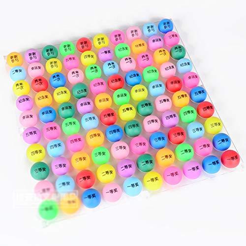 Dongbin Bingo-Lotterie-Maschine Erwachsener Trinkspiel Anwendbar Bar Ktv Family Outdoor-Party-Lotterie-Maschine, Lotterie Zahl Ball,Gelb