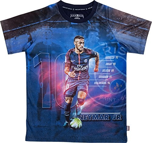 Paris Saint-Germain Trikot Neymar Jr – PSG – Offizielle Kollektion, Kindergröße, für Jungen.
