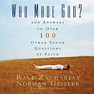 Who Made God? cover art