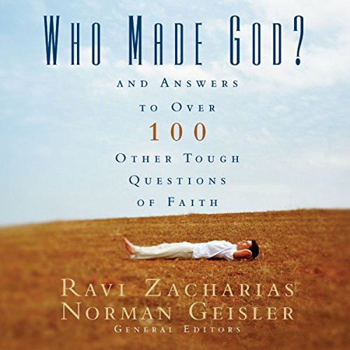 Who Made God? audiobook cover art