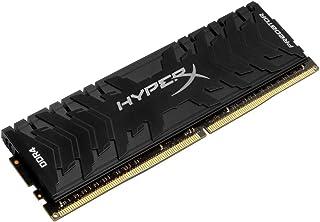 キングストン Kingston デスクトップPC用メモリ DDR4 3600MHz 8GBx1枚 HyperX Predator 1.35V HX436C17PB4/8 永久保証