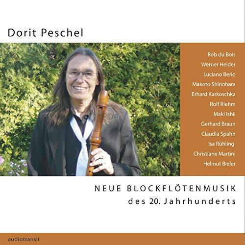 Katalog für einen Blockflötenspieler