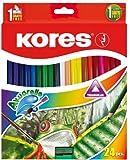 Kores 9023800938244 - Lápices de colores (24 unidades)