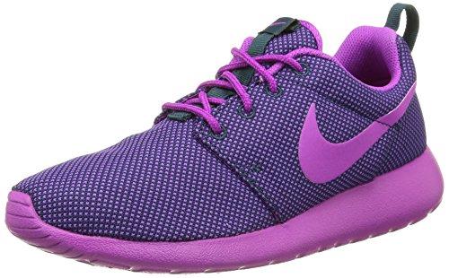 Nike Rosche Run Damen Sneakers, Violett (Lila-Purple), 40 EU / 6 UK / 8.5 US