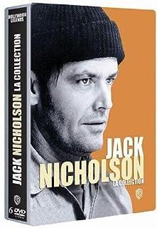 La Collection Jack Nicholson - Mars Attacks + Batman + Shining + Vol au-dessus d'un nid de coucou + Les sorcires d'Eastwick