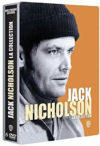 La Collection Jack Nicholson - Mars Attacks + Batman + Shining + Vol au-dessus d'un nid de coucou + Les sorcires d'Eastwick