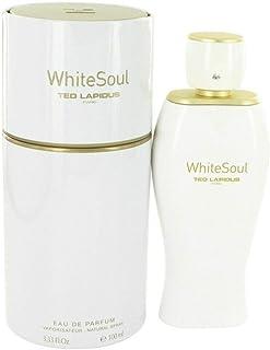 White Soul by Ted Lapidus for Women 3.33 Ounce Eau de Parfum Spray