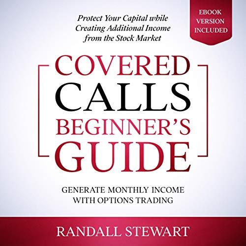 Covered Calls Beginner's Guide cover art