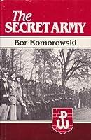 Secret Army 0898390826 Book Cover