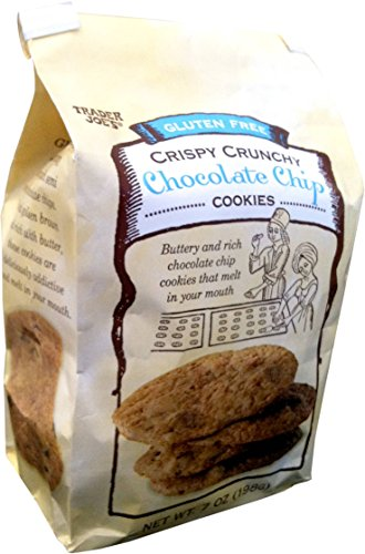 Trader Joe's Gluten Free Chocolate Chip Cookies