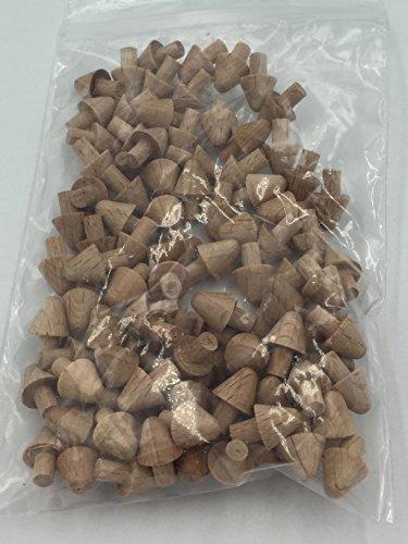 Abstandshalter für Bienenwaben aus Holz 7mm, 100 Stück