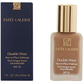 "Maquillaje fluido Estee Lauder de larga duración, tono n.º 4 ""pebble"" (3CD), perfecto para todo tipo de pieles, 1 oz"