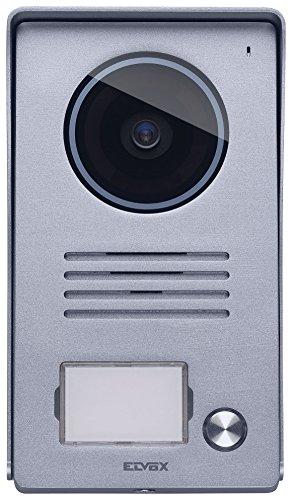"""VIMAR 40920.P1 Videocitofono-Targa per Kit Video 7"""" Monofamiliare, Grigio"""