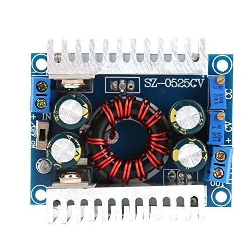 Hyuduo DC-DC Synchrone module spanningsvoorziening traploos regelbaar, stroommodule 4-30 V tot 1,2-30 V, 15 A