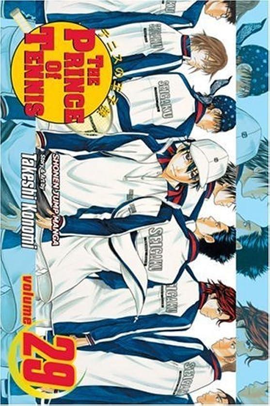 カレンダー従来の八百屋The Prince of Tennis, Vol. 29: The Nationals Begin! (English Edition)