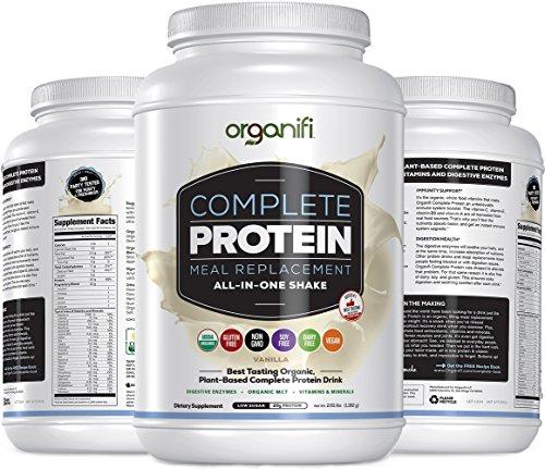 Organifi Complete Protein Vanilla
