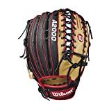 Wilson A2000 12.75-Inch SuperSkin Baseball Glove,...