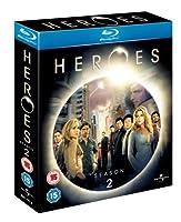 Heroes Season 2 [Blu-ray] [Import]