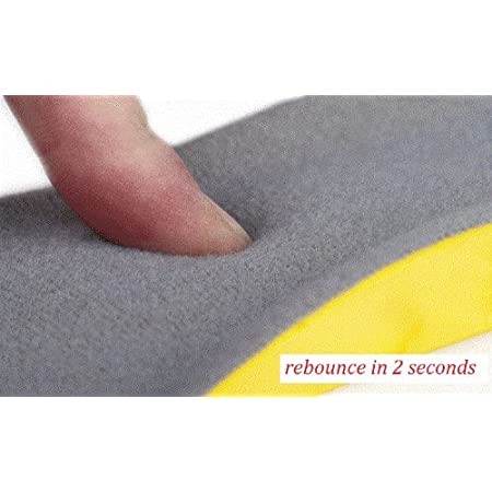 Details about  /Breathable Sport Shoes Insole Ergonomic Cushion Inserts Orthotic Memory Foam