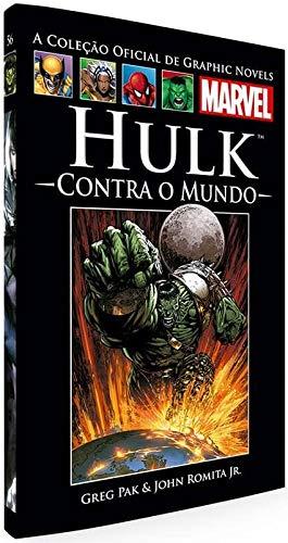 Hulk - Contra o Mundo (Coleção Oficial de Graphic Novels Marvel, n°56)