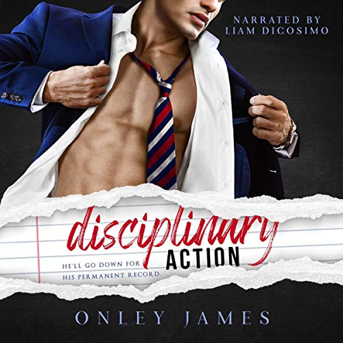 Disciplinary Action Audiobook By Onley James cover art