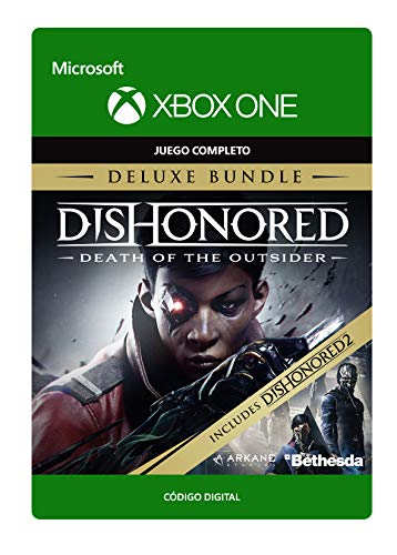 Dishonored: Death of the Outsider Deluxe  | Xbox One - Código de descarga