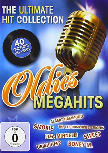 Oldies Megahits [Italia] [DVD]
