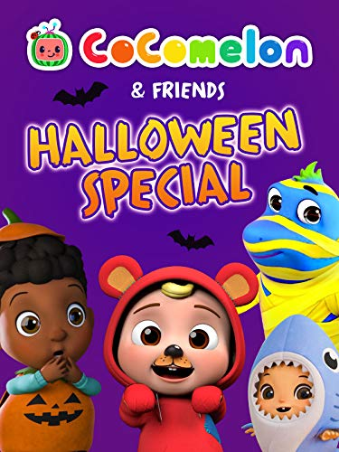 CoComelon and Friends Halloween Special
