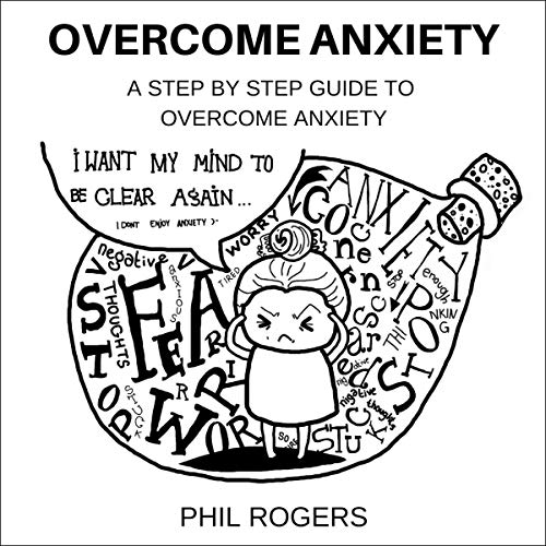 Overcome Anxiety audiobook cover art