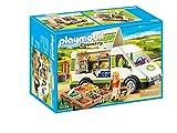 Playmobil- Country-Mercado Móvil Conjunto de Figuras, Multicolor, Talla Única (70134)