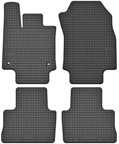 Motohobby Gummimatten Gummi Fußmatten Satz für Toyota RAV4 V (ab 2019) - Passgenau